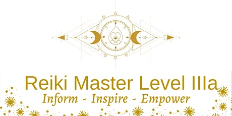 Reiki Master Training Level IIIa tickets