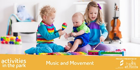 Music and Movement tickets