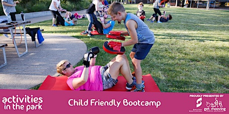 Child Friendly Bootcamp tickets