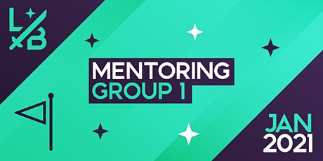 Limit Break Roundtable 2021 - Mentoring (Group 1) tickets