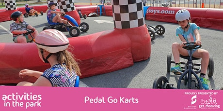 Pedal Go Karts tickets