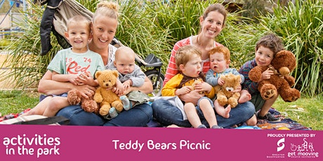 *Rescheduled* Teddy Bears Picnic tickets
