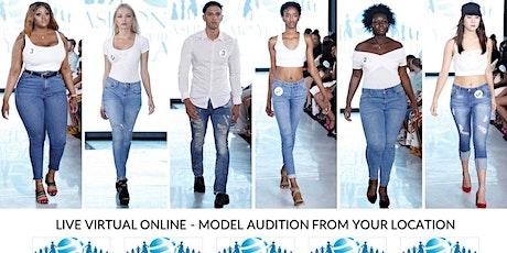 NY Fashion Show VPVMC: Female Model tickets