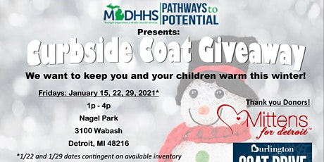 Curbside Coat Giveaway tickets