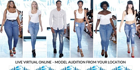 NY Fashion Show VPVMC: Petite Female Model tickets