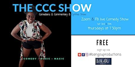CCC Show - Your fav Heckle Comedy Show ;) ! tickets
