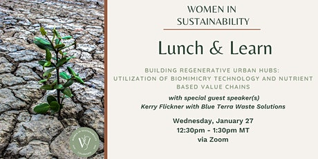 Women in Sustainability - Building Regenerative Urban Hubs tickets