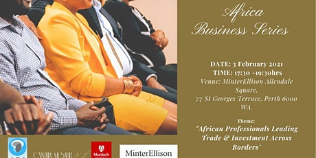 Africa Business Series tickets