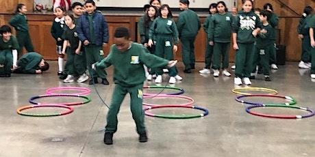 Group Games activities entradas