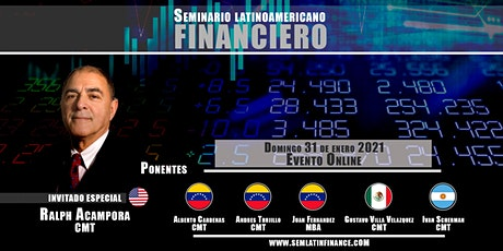 SEMINARIO LATINOAMERICANO FINANCIERO boletos