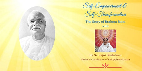 A Story of Self-Empowerment & Self-Transformation tickets