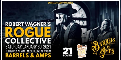 Robert Wagner's Rogue Collective tickets