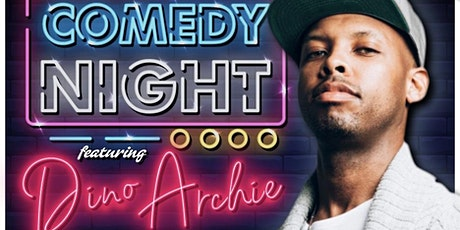 Live Comedy Night featuring Dino Archie at the White Hart Pub tickets