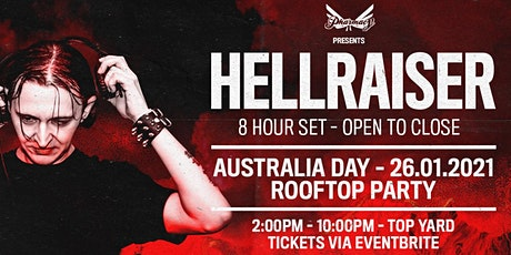 Pharmacy Pres. Hellraiser OTC!  Australia Day Rooftop Party tickets