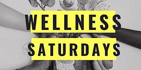 Wellness Saturdays: by the commUNITY tickets
