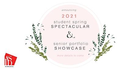 2021 ASID Spring Student Spectacular & Senior Portfolio  competition biglietti