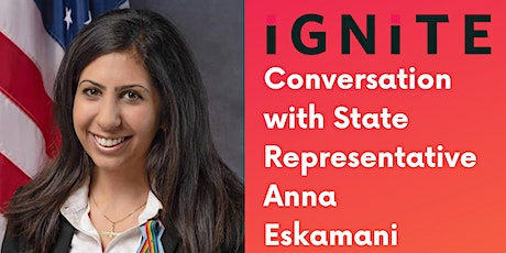 Conversation with State Representative Anna Eskamani tickets