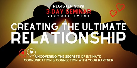 Uncovering Secrets of Intimate Communication Couples: Powerful Tools ONLINE tickets