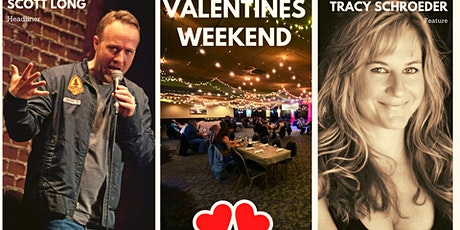Scott Long - Comedy & Dinner Valentines Weekend - $25 tickets