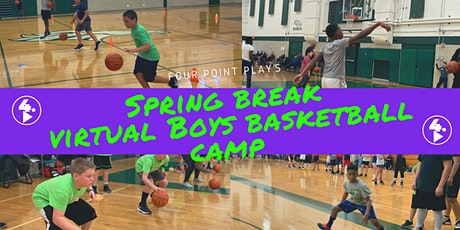 VIRTUAL SPRING BREAK BOYS BBALL CAMP tickets