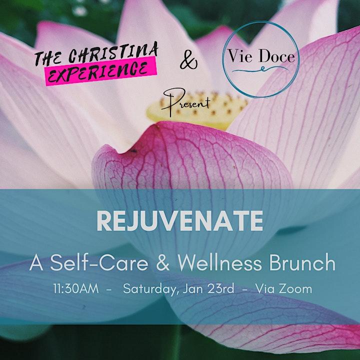 Rejuvenate: A Self-Care and Wellness Brunch image