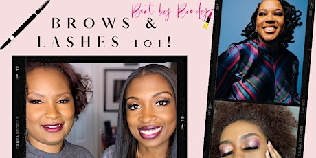 Brows & Lashes 101! tickets