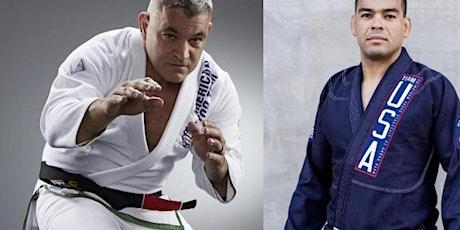 Ricardo Libório/Sergio Machado 2 Day Jiu-Jitsu Seminar tickets