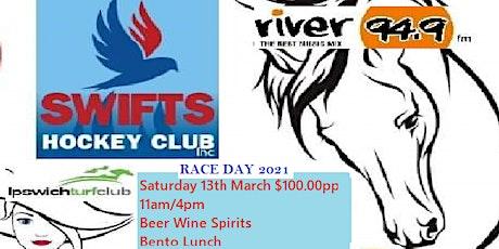 Swifts Hockey Club Race Day 2021. tickets