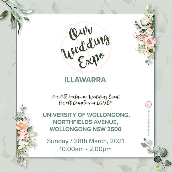 Our Wedding Expo - Illawarra image