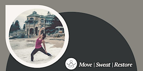 Move|Sweat|Restore tickets