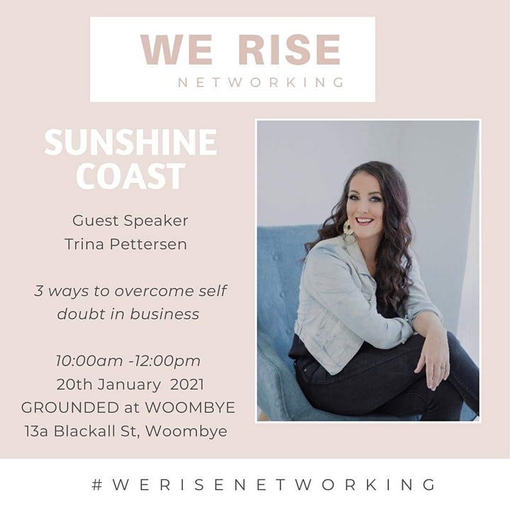 'Women in Business 'Connection Event Launch Sunshine Coast image