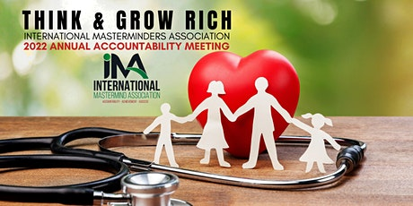 Think and Grow Rich Annual Accountability Meeting 2022 tickets