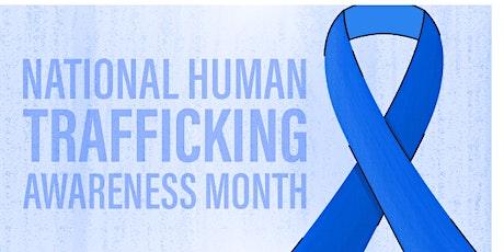 SAPR- Human Trafficking Awareness Month 5k tickets