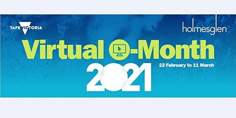 Virtual O Month Session -Holmesglen's Student Association tickets