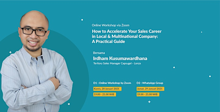 How to Accelerate Your Sales Career in Local & Multinational Company image