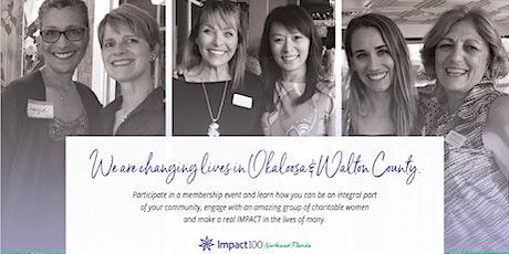 Impact100 Northwest Florida Membership Recruitment tickets