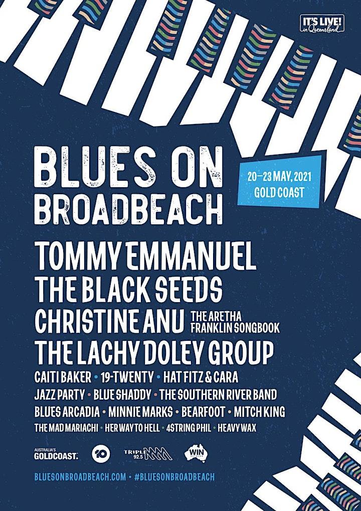 Blues on Broadbeach 2021 image