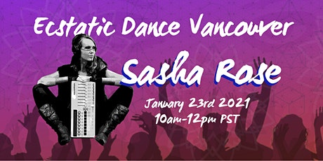 Ecstatic Dance with Sasha Rose tickets