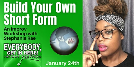 Build Your Own Short Form with Stephanie Rae tickets