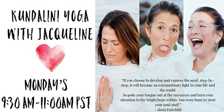 Kundalini Yoga With Jacqueline tickets