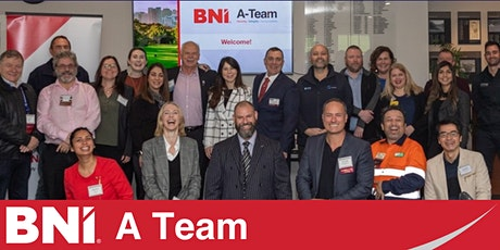 BNI A-Team tickets