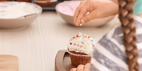 Little Foodie Workshop - Customise a Cupcake tickets