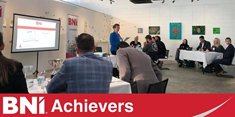 BNI Achievers tickets