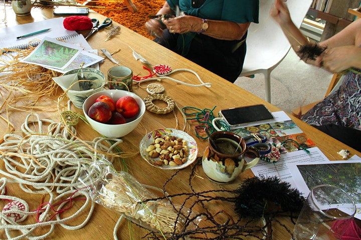 WORKSHOP - Weaving with Imagination image