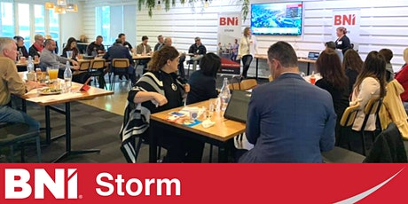 BNI Storm tickets