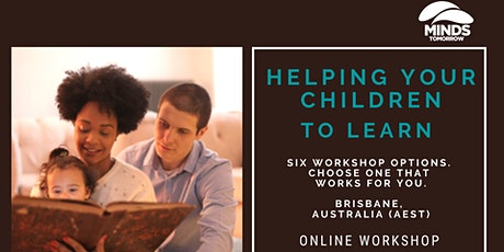Helping your children to learn (online workshop) tickets