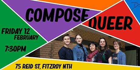 Compose Queer tickets