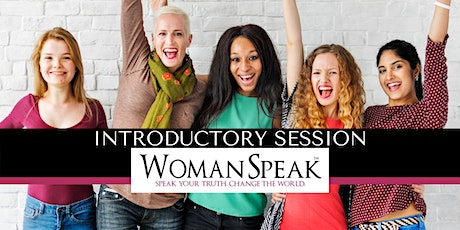 Introductory Session to WomanSpeak tickets