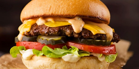 Little Foodie Workshop - Build A Burger tickets