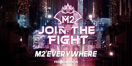 SCOGA Presents: M2 Everywhere (Pasir Ris Sport Centre) tickets